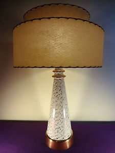 coach signature sateen brooke style f17183 retro table lampstable lamp shadesspace