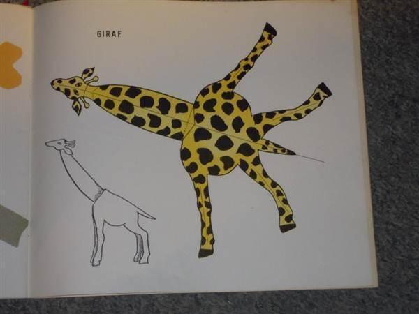 zoologisk have af hans scherfig. dyr til udklip og foldning_10