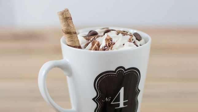 Réinventer le chocolat chaud | Recipes | Pinterest