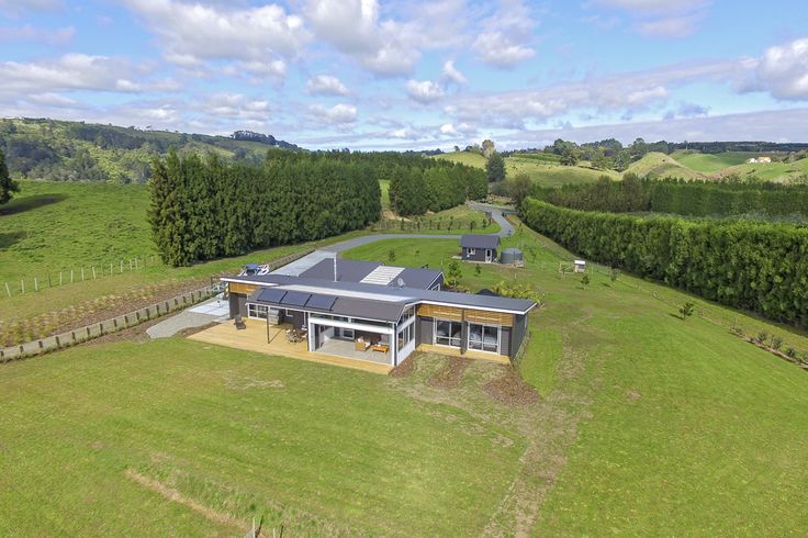 An amazing rural setting for this lovely family home
