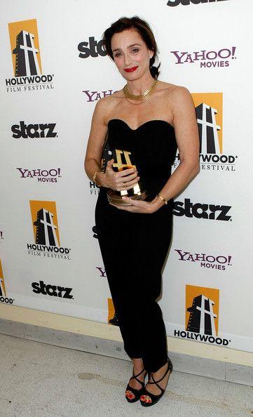 Kristin Scott Thomas Photos - 12th Annual Hollywood Film Festival's Awards Gala - Show - Zimbio