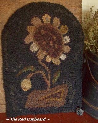 paint a porch rug