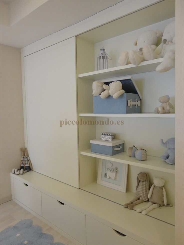Mobiliario infantil little world coleccion colonial for Mobiliario habitacion bebe