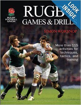 Developed by one of the game's top coaches and endorsed by the Rugby Football Union, Rugby Games & Drills contains over 115 games and drills