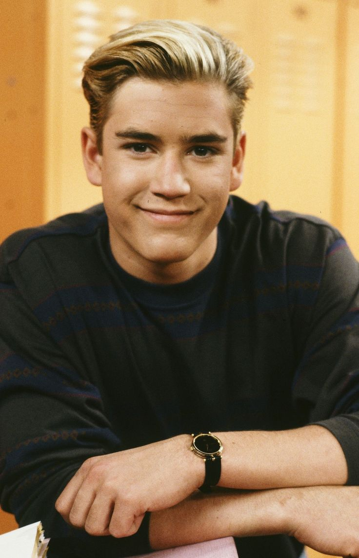 Zack Morris so hot he is sooo cute my crush Zack Morris
