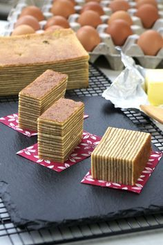For Chinese new year, cakes symbolize a rich and sweet life and layers signify rising abundance. Hence, this cake is the perfect of...
