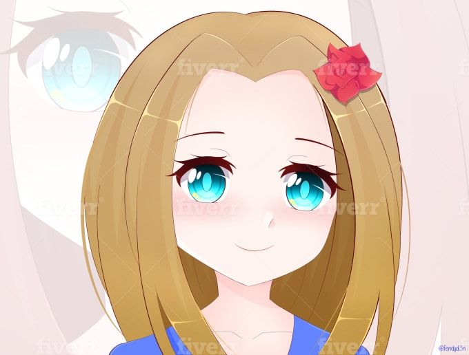 Fendyd3n I Will Create Anime Character Based On Your Photo Or Photo Profile For 10 On Fiverr Com In 2020 Create Anime Character Anime Characters Anime