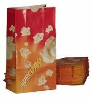 Theater Popcorn Bag