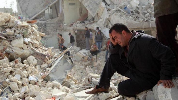 """Nonne: In Syrien herrscht """"kein Bürgerkrieg"""" – Saudi-Arabien und der Westen """"unterstützen Terrorgruppen"""""""