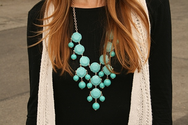 necklace: Big Necklaces, Accessories Accessories, Statement Necklaces, Style, Awesome Necklaces, Bubbles Necklaces, Adorable Outfit, Big Neckless, Chunky Necklaces