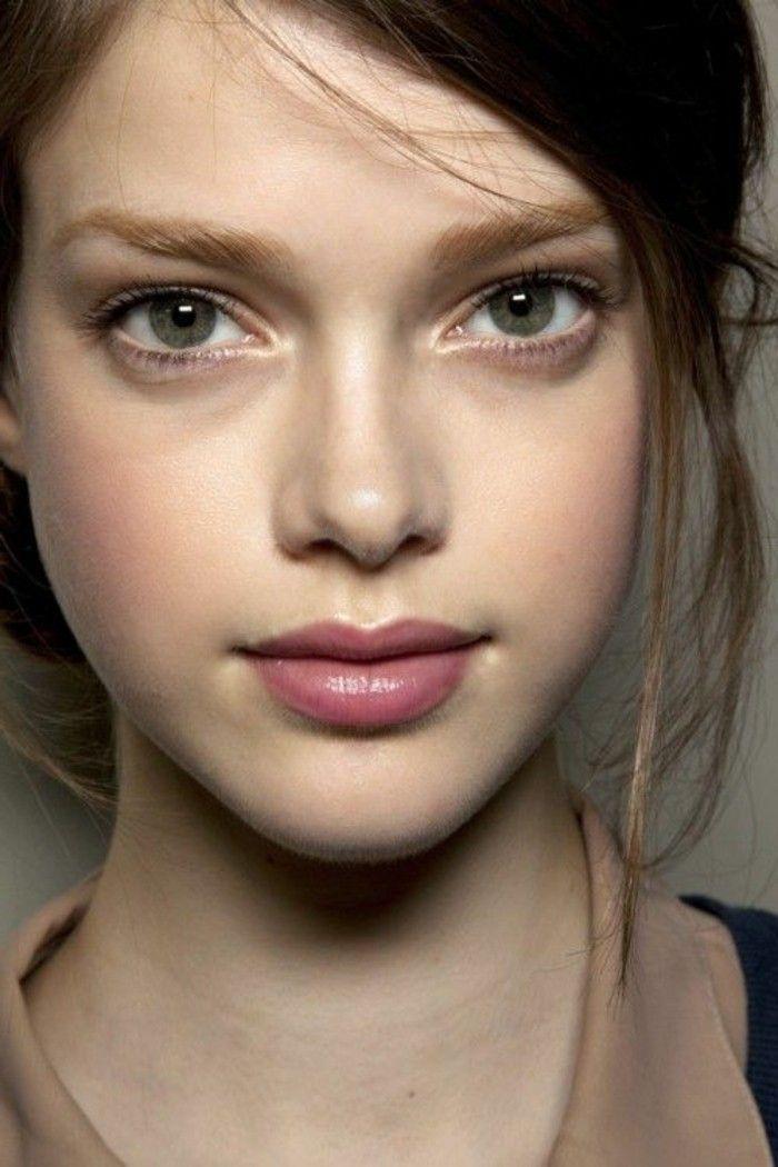Exceptionnel Les 25 meilleures idées de la catégorie Rouge à lèvres rose pâle  EG67