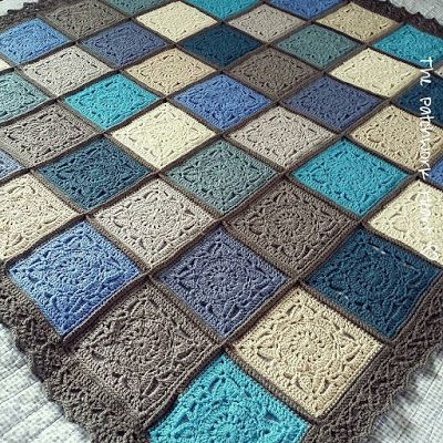 The Patchwork Heart: Willow block help