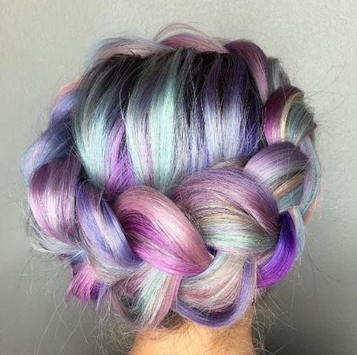 Opal hair, good character idea