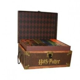 Good news for Harry Potter fantasy story lovers. Now Harry Potter books set with all seven series are available to buy online at very cheap price. Here you can read brief information about the plot and also about book.