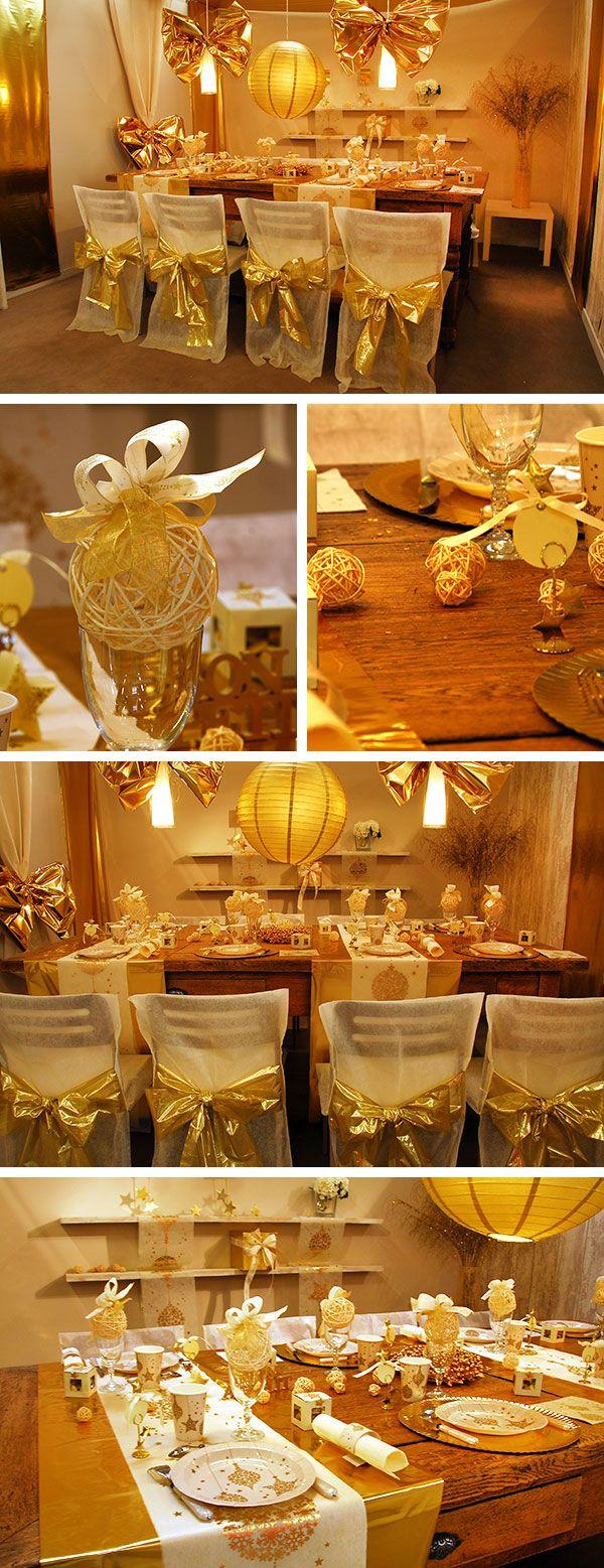 58 best Deco Noel images on Pinterest | Table decorations, Wood ...