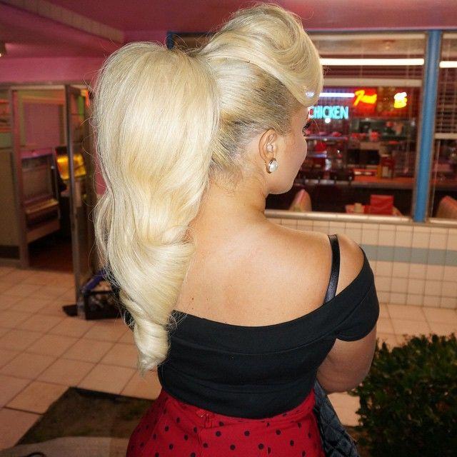 Trisha Paytas Hair by Princeangel1987