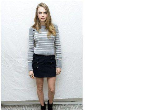 Cara Delevingne and Isabel Marant Hatfield Sweater Link