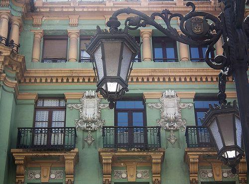 Balconies  OVIEDO, ASTURIAS  by toyaguerrero, on Flickr