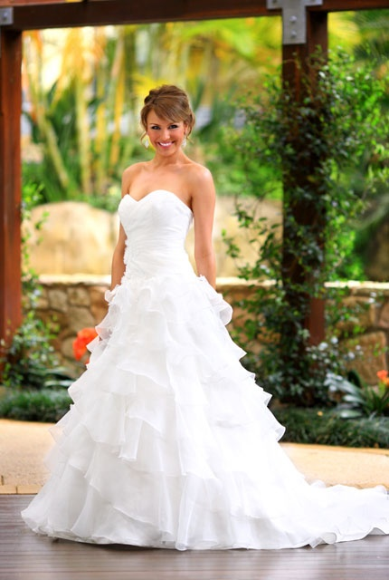 "2012 Collection ""Shae"". From Belladonna bridal NQ. www.belladonnabridalnorthqld.com"