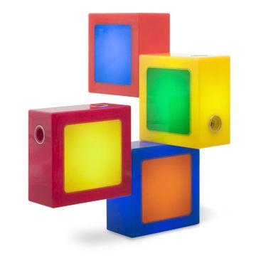 Twist Together Lamp キャンディカラーセット