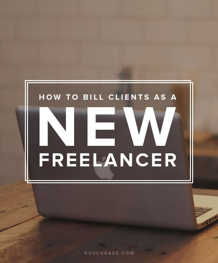 How to Bill Clients as a New Freelancer. Find a professional invoicing system that works for you.