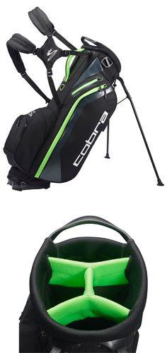 Sac de golf trépied Cobra Ultralight noir/vert