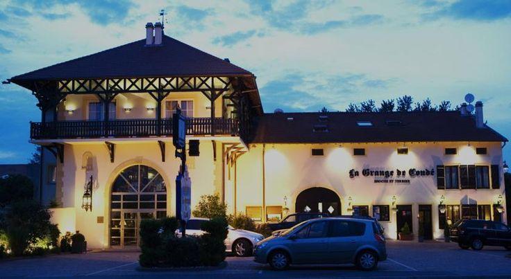 Hotel La Grange de Condé - Condé-Northen, nahe Metz, Empfehlung von Aurelie