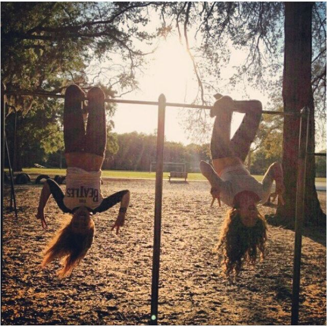 Haha we would never do this...but great pic!:)