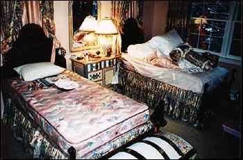 [JonBenet Ramsey's Bedroom]