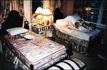 [JonBenet Ramsey's Bedroom]