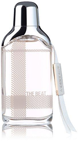 (Product review for BURBERRY The Beat for Women Eau de Parfum, 1.7 fl. oz). Burberry The Beat Eau de Parfum is an effortlessly intense and energetic fragrance. The scent features modern and unexpected top notes of bergamot, cardamom, fiery pink pepper and mandarin. Heart notes of Ceylon tea, iris and bluebell add a floral texture. Seductive white musk, vetiver and...