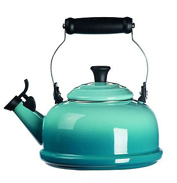 LE CREUSET Classic Whistling Kettle I had no idea they did kettles!