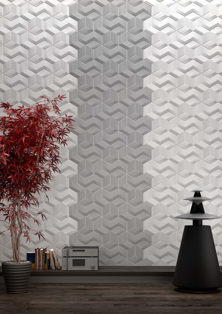 13 Best Wall Ideas Images On Pinterest Feature Walls 3d Tiles And Bathroom Ideas