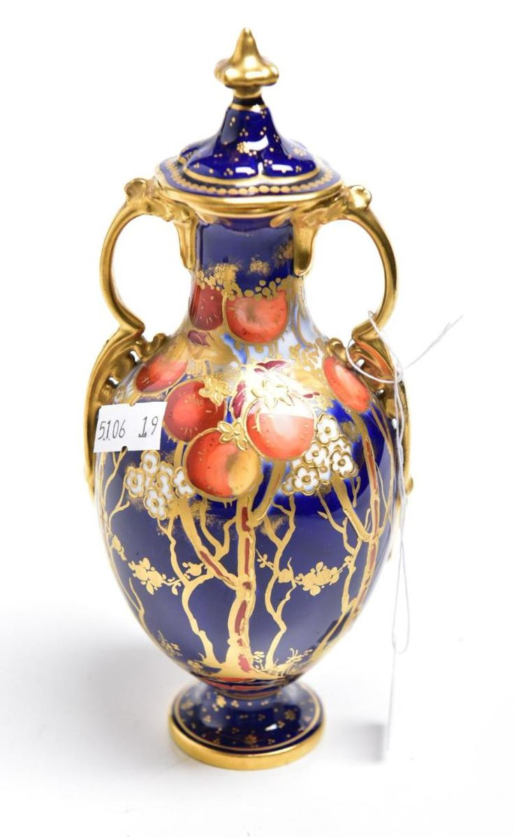 The 25 best royal crown derby ideas on pinterest teal crockery buy online view images and see past prices for a royal crown derby urn reviewsmspy