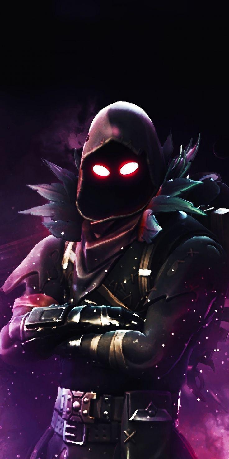 2019 game, Raven, Fortnite Battle Royale, fan art