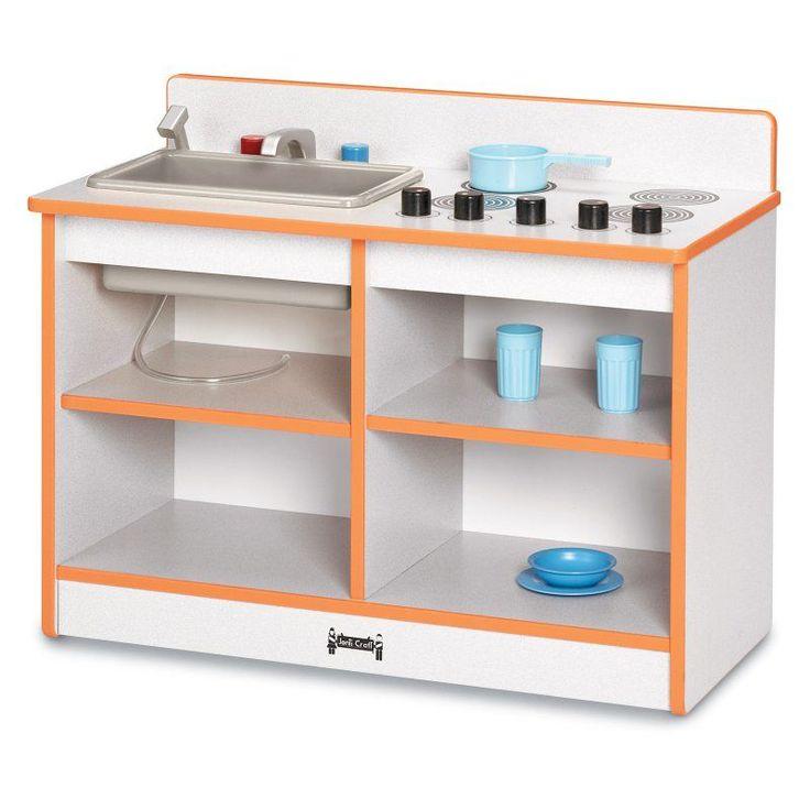 Yellow Kitchen Storage: Best 25+ Toddler Kitchen Ideas On Pinterest