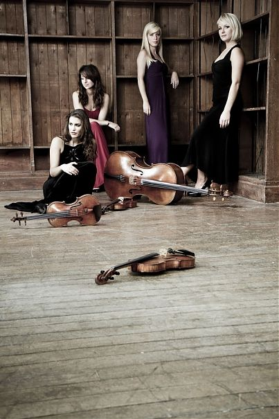Arabella | String Quartet To Book Or Hire | Sternberg Clarke
