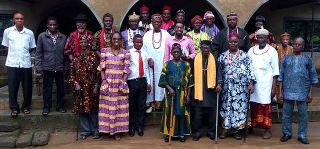 Ubium Clan Council of Chiefs Endorses Governor Udom Emmanuels Economy Diversification Policy   Ubium Clan Council of Chiefs  It is no longer rumour but reality that Ubium Clan Council of Chiefs in Nsit Ubium local government area has rise in one accord to key-into governor Udom Emmanuel sincerity to diversify the economy of Akwa Ibom State in agricultural sector to boost local food production for self-sufficiency.  This was made known during their enlarged general meeting on Tuesday 11th…