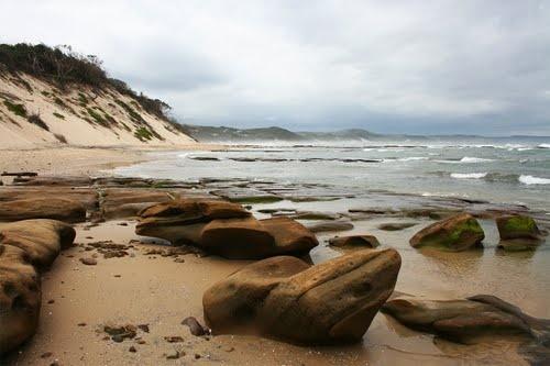 Beach at Cintsa East