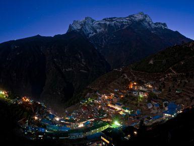 Everest view trek - Una passeggiata sotto Sagarmatha
