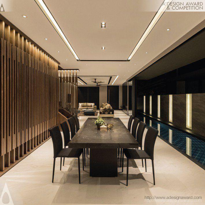 A Design Award Winner For Luxury Design Category In 2017 2018