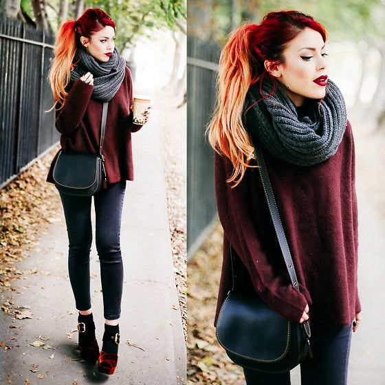 More looks by Lua P: http://lb.nu/luanna  #casual #street