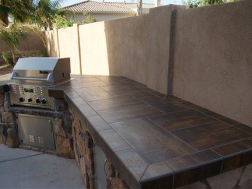 Tiled Countertops Home Pinterest Best Tile