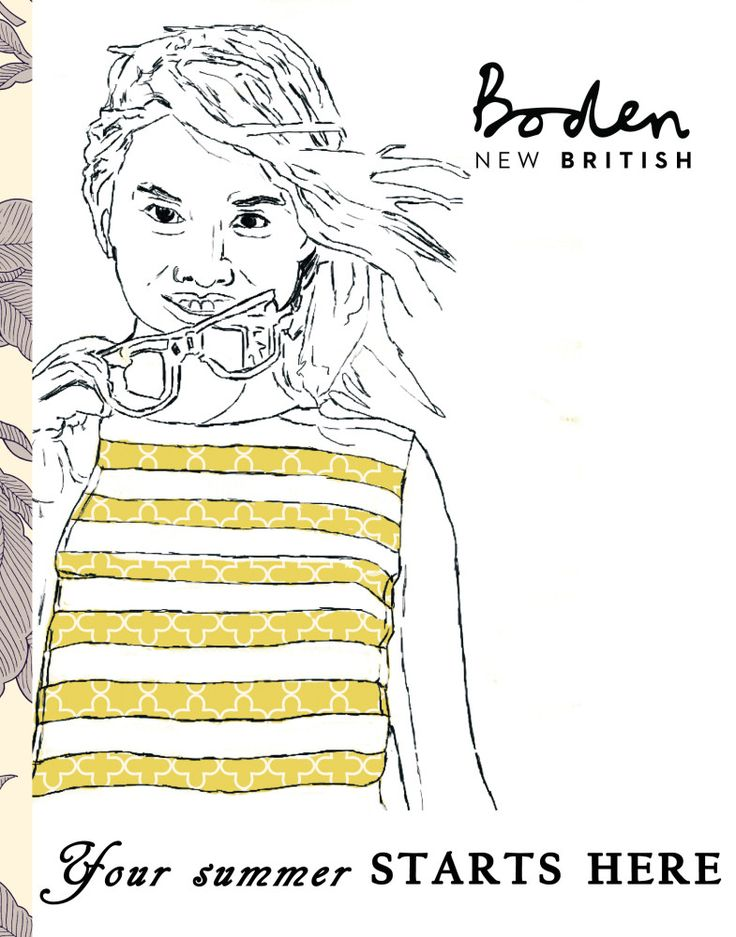 Summer Begins at Boden