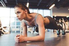 Plank Yapmanın 20 Yolu
