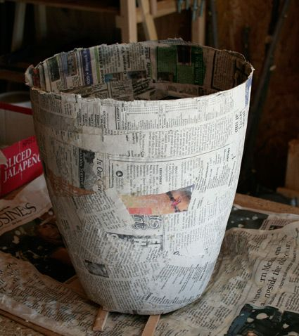 1000 images about craft news paper stuff on pinterest for Waste things uses
