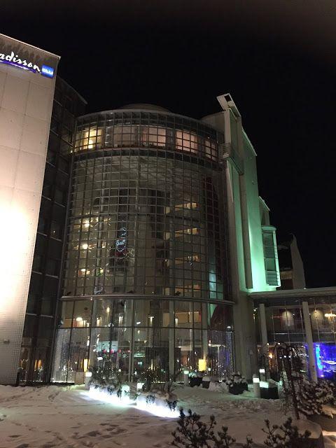 Radisson Blu Royal - Helsinki - Finland - Norske reiseblogger