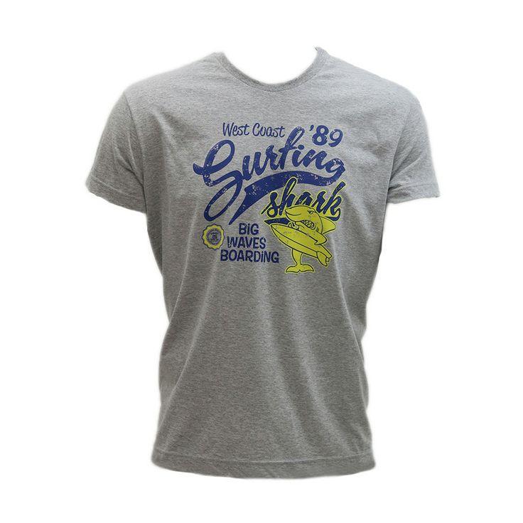 Ανδρικό T-Shirt από την εταιρεία Target.Κατασκευασμένο από 100% βαμβάκι.Πλένεται στους 40 βαθμούς