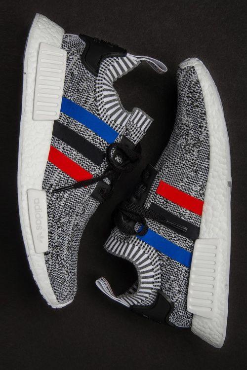 Cheap Adidas NMD_R1 PK (Black & Gum) End