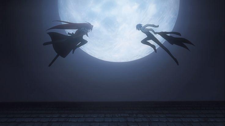 Sebastian And Grell Fight Scene Black Butler On Pinterest